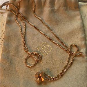Kendra Scott blank chain
